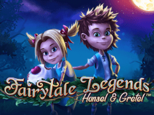 Игровой автомат Fairytale Legends: Hansel & Gretel по сюжету сказки