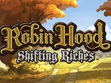 Запускайте онлайн игровой слот  Robin Hood Shifting Riches