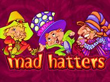Mad Hatters – играть онлайн в сказочный игровой автомат